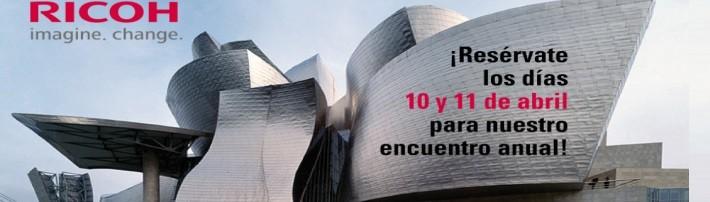 Ricoh España celebra la convención de distribuidores 2014