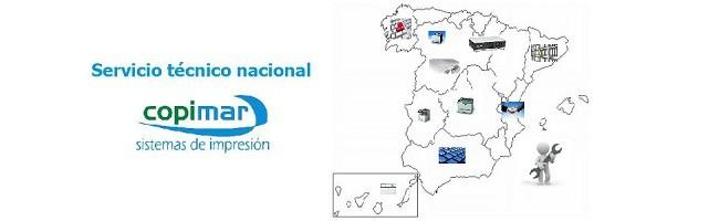 Servicio técnico Ricoh en toda España