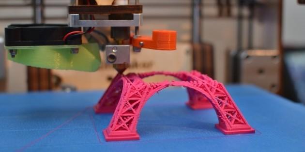 Las impresoras 3D estarán en la mayoría de los hogares y las empresas en tres años.