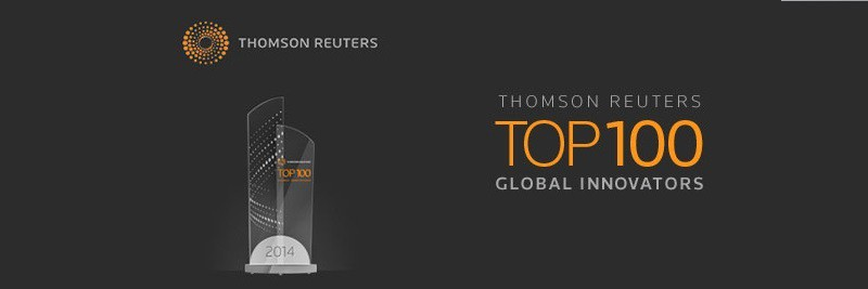 RICOH está incluida en la lista Top 100 Global Innovators de Thomson Reuters