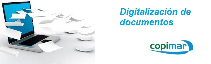 Digitalizar documentos para la empresa