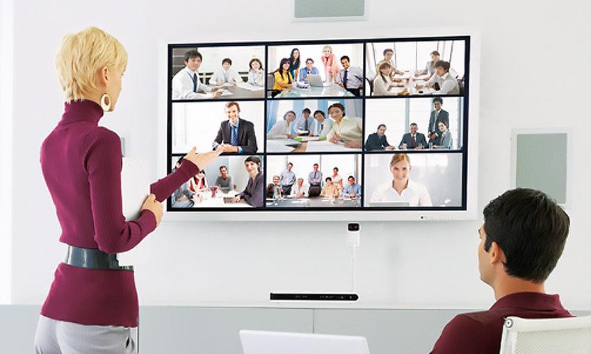 Videoconferencias. Nueva era