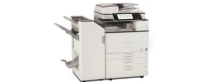 Copiadora A3 BN RICOH MP 3054. Calidad y fiabilidad