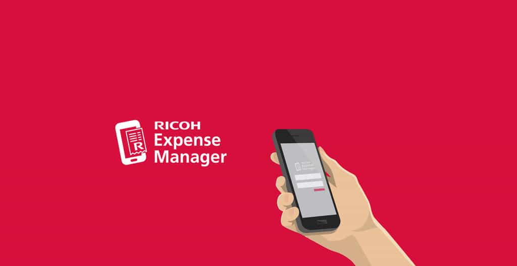 Ricoh Expense Manager gestiona sus gastos