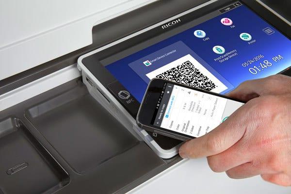 Total seguridad en equipos de impresión Ricoh