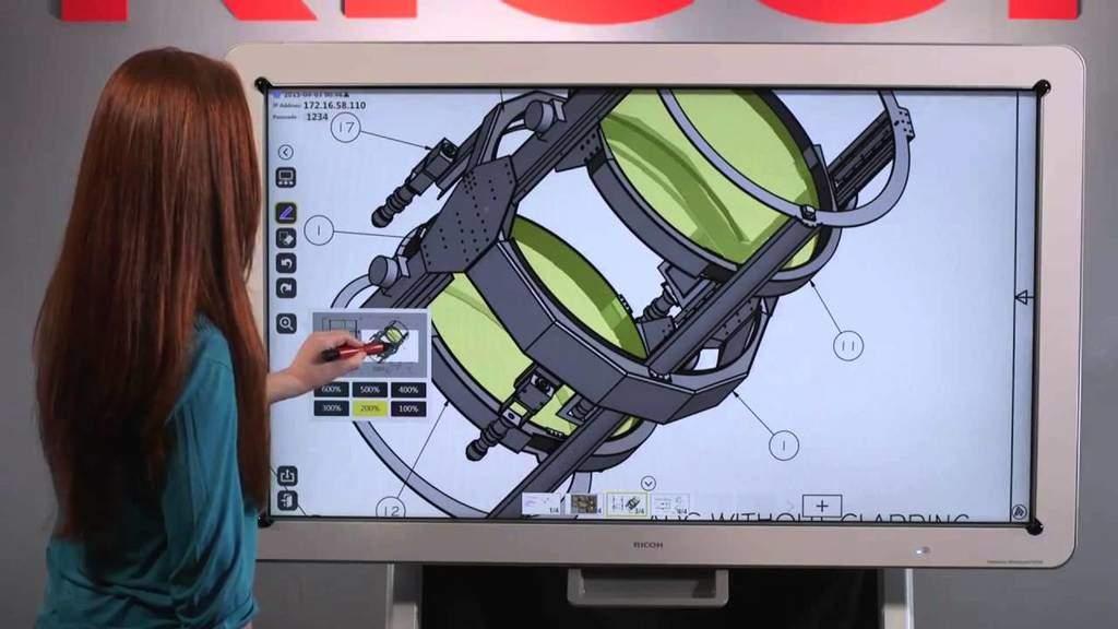 Beneficios de una pantalla interactiva