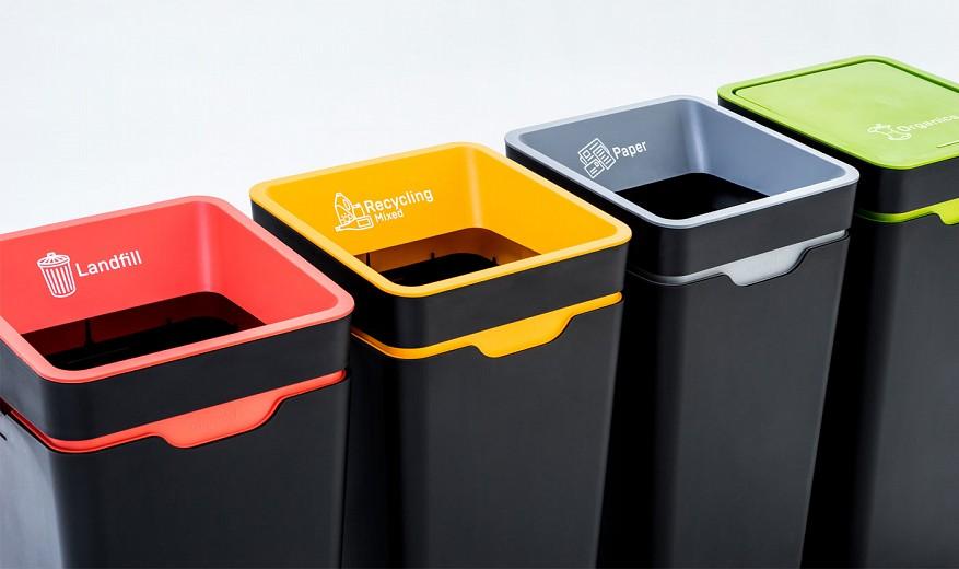 ¿Poner en marcha un plan de reciclaje en la oficina?