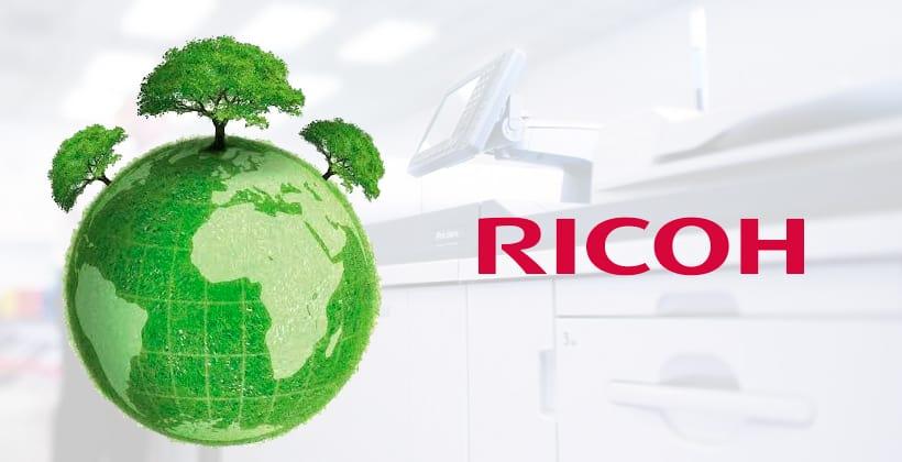 RICOH, liderazgo en acción climática