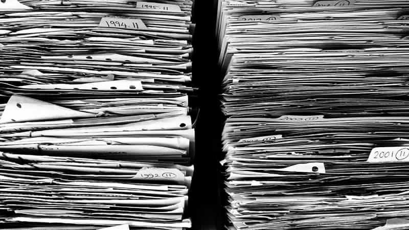 5 razones por las que necesitas una gestión de registros