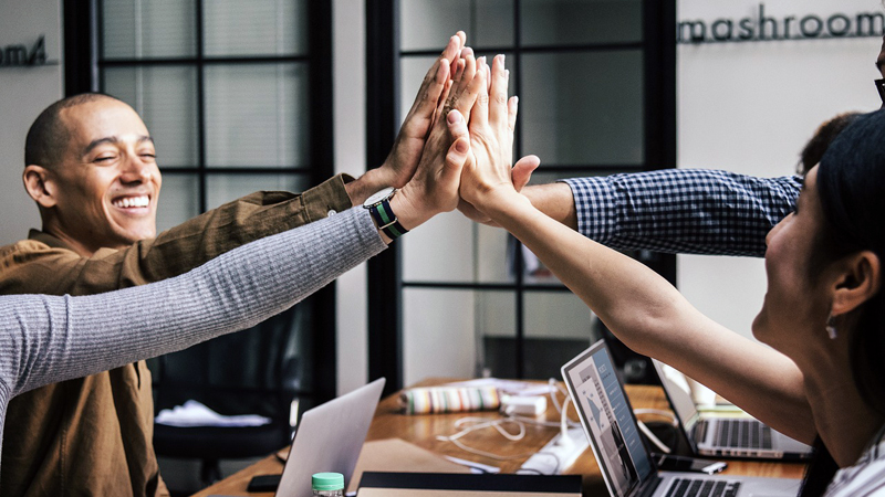 5 tendencias para espacios de trabajo colaborativos