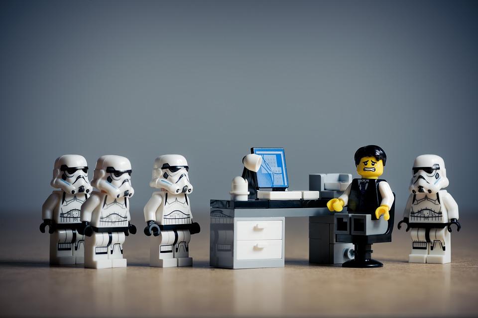 Lego Serious Play – ¿Y si nos ponemos a jugar en la oficina?